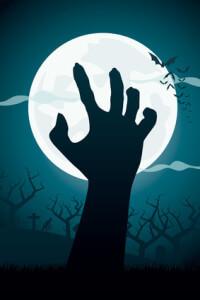 Le zombie dans les rêves