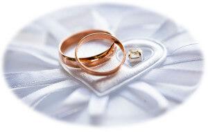 Interpretation du reve : Le mariage