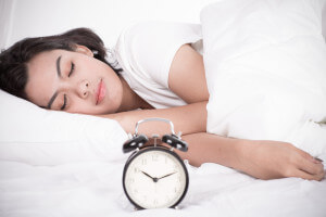 sommeil et reveil